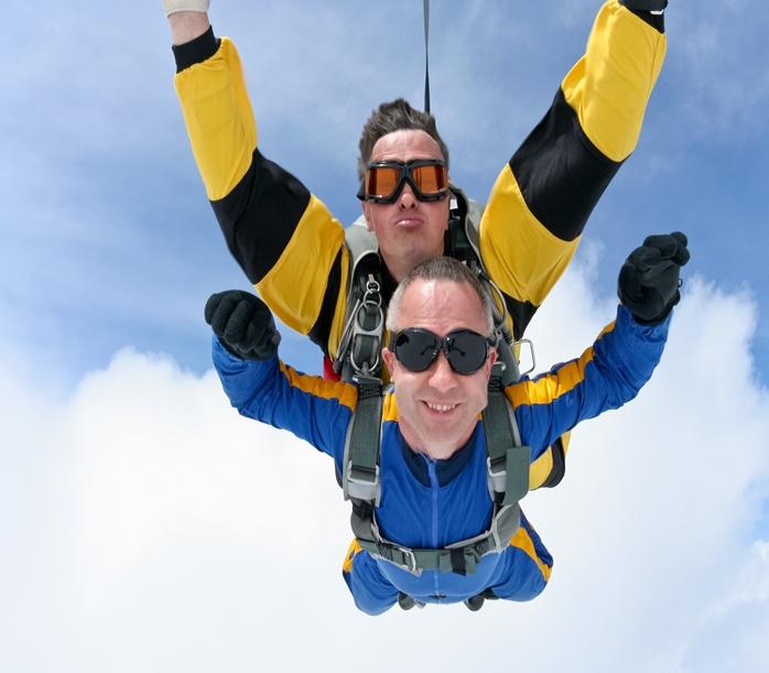 Georgia Skydiving Tandem