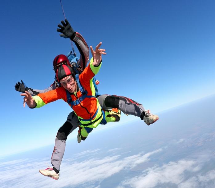 Georgia Tandem Parachuting