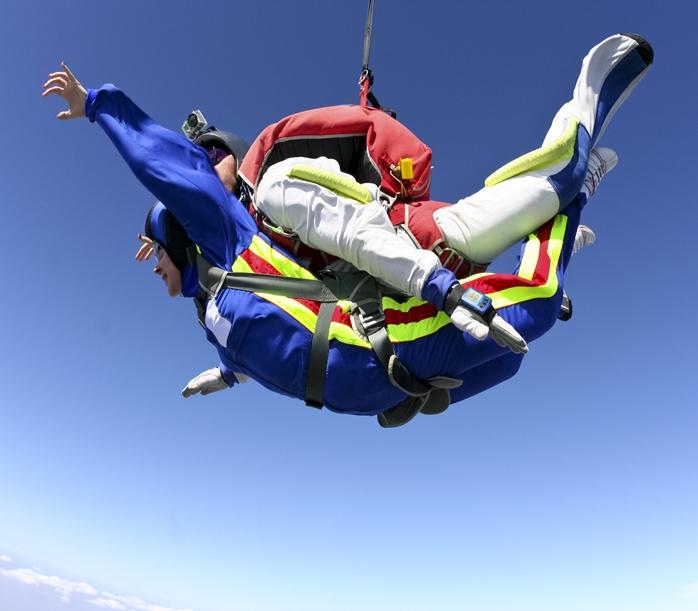 Skydiving Georgia Tandem